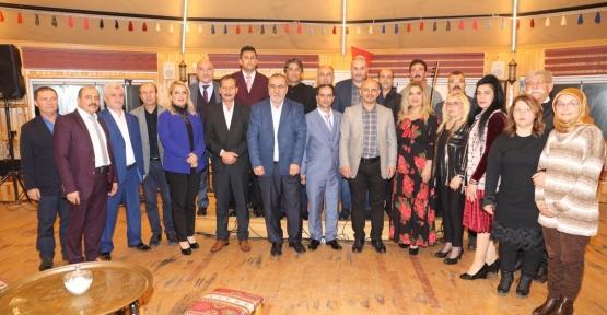 """Başkan Söğüt; """"Amacımız Anadolu Kültürlerini Yaşatmak"""""""