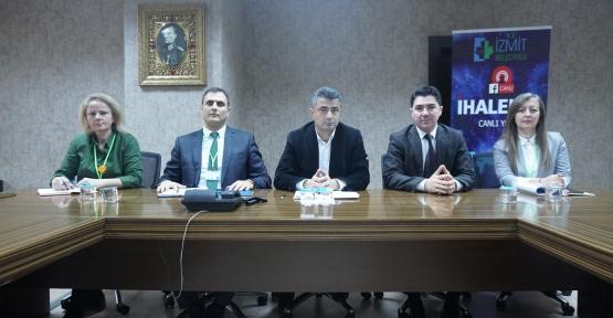 İzmit Belediyesi Çorba Çeşmeleri İçin Hizmet Alım İhalesi Gerçekleştirdi