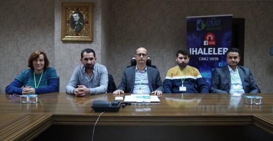 İzmit Belediyesi Lastik Alım İhalesi Gerçekleştirdi