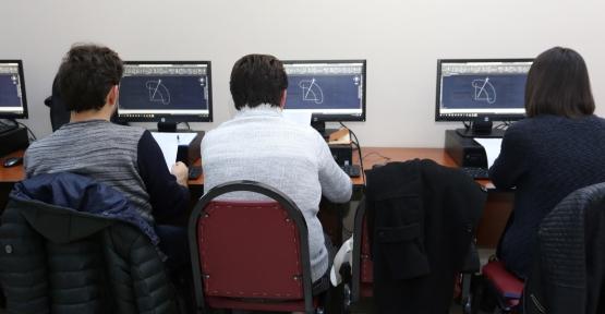 KO-MEK'ten İnşaat Mühendislerine  Autocad Eğitimi