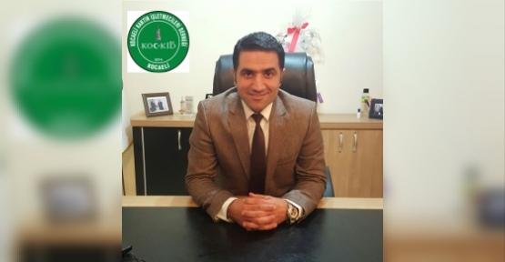 KOCKİD Başkanı Kazgan'dan Açıklama