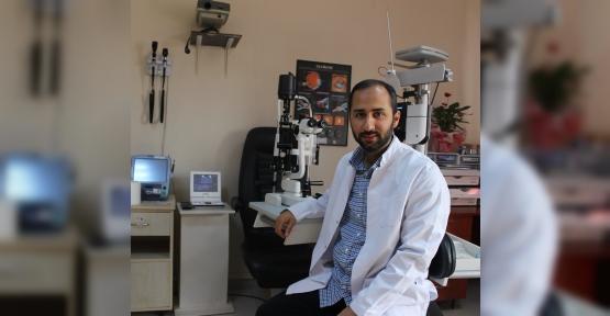 Körfez Devlete Yeni Göz Doktoru Başladı