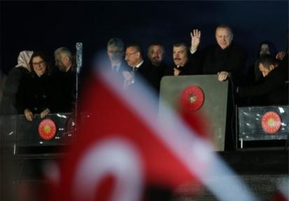KÖRFEZ'İN MÜJDELERİ CUMHURBAŞKANI'NDAN