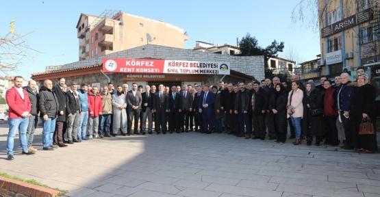 Başkan Söğüt; ''Ağadere'yi Sil Baştan Yenilemeliyiz''
