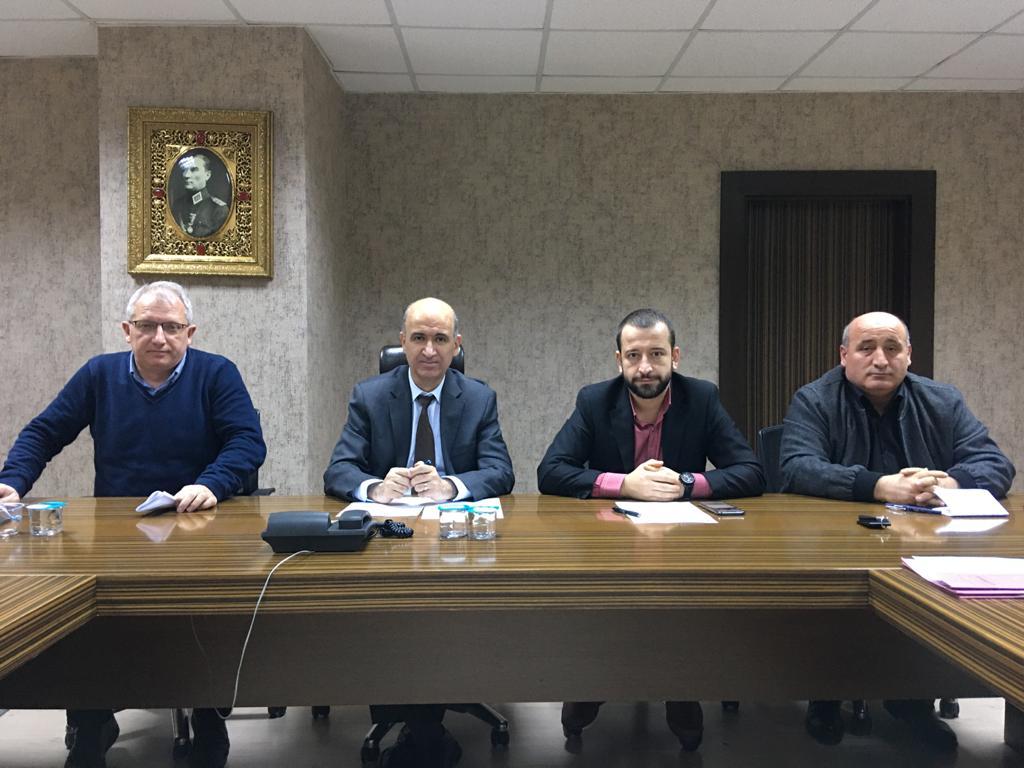 İzmit Belediyesi Haftalık Encümen Toplantısı Gerçekleştirildi