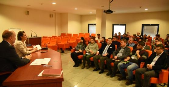 İzmit Belediyesinin Genç Çalışanları İzmit İçin Fikir Üretecek