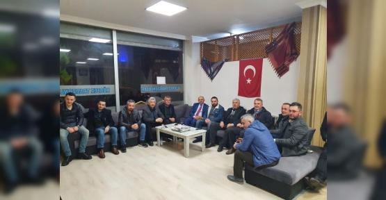 Başkan Söğüt ; ''Kardeşlik Coğrafyamız Türkiye'ye Örnek''