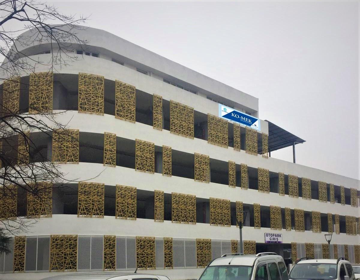 KO-MEK Değirmendere Kurs Merkezi, Yeni Yerinde