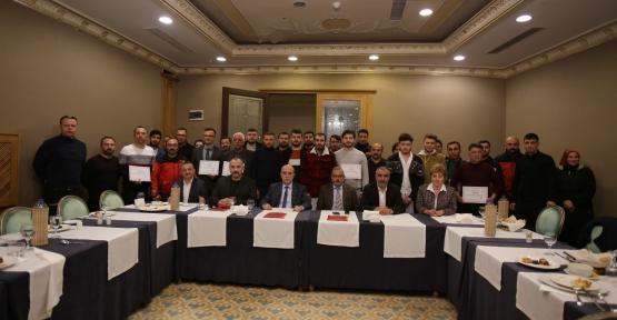 Kocaeli İtfaiyesinden Tüm Türkiye'ye Temel İtfaiyeci Eğitimi