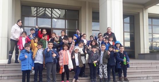 Öğrencilerin Müze Ziyareti