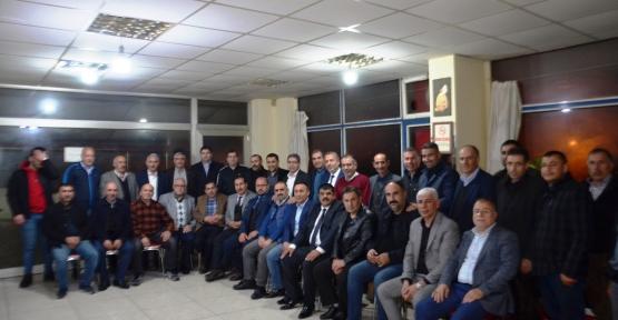 Ağrılılar Kadef İle Gebze'de Toplandı