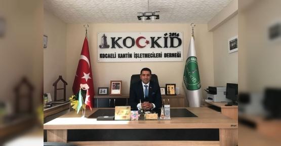 """KAZGAN, """"KANTİNCİLER VE ESNAFA YARDIM EDİLMELİ"""""""