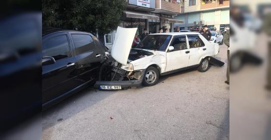 ALKOLLÜ ŞAHIS OTOMOBİLLE PAZARA DALDI.!