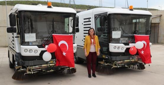İzmit Belediyesi Süpürge Araçları İçin Kadın Sürücü Alacak