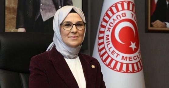 """Katırcıoğlu: """"Bayramımızın İslam Dünyasına ve Tüm İnsanlık Alemine Huzur Getirmesini Dilerim"""""""
