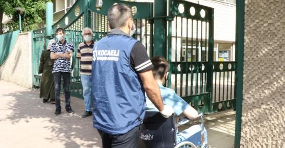 YKS İçin Engellilere Özel Ulaşım Hizmeti