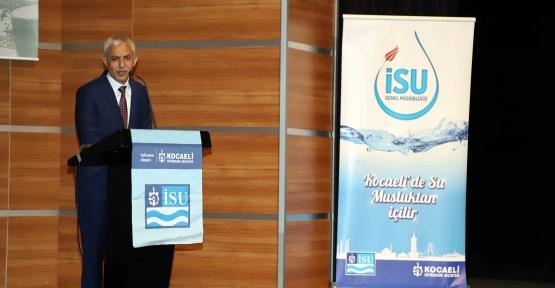 İSU Gebze'de 441 Milyon Lira Yatırım Yaptı