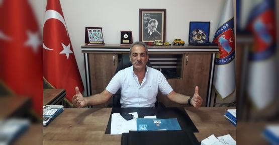 """Karadeniz, """"Yerel Yönetimler  Şoför Esnafına El Uzatmalı"""""""