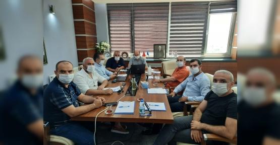 KTO'da Komiteler Müşterek Ve Meclis Toplantısını Bir arada Yaptı