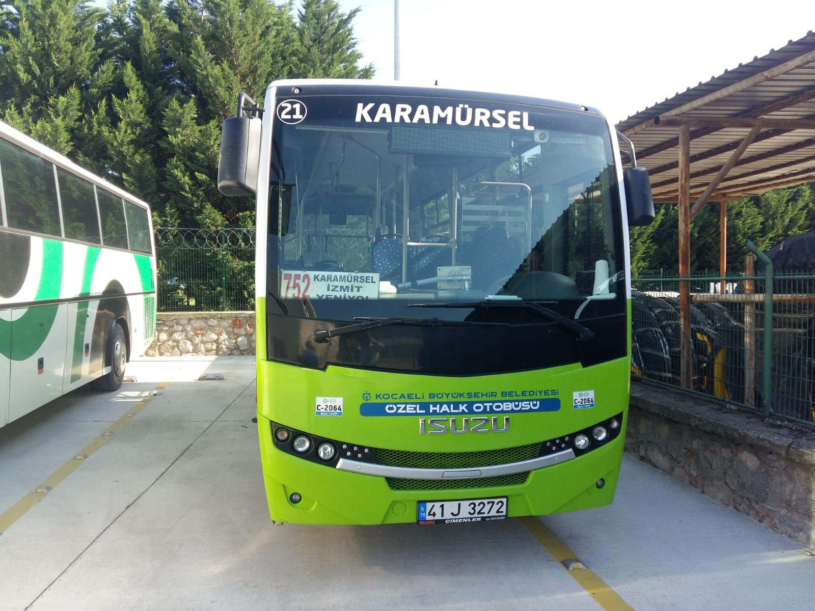 Toplu Taşıma Esnafı Nefes Aldı5.6 Milyon TL'lik Son Taksit Hesaplarına Yatırıldı