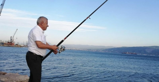 "RAMAZAN TUNA ""YA KISMET"" DEDİ"