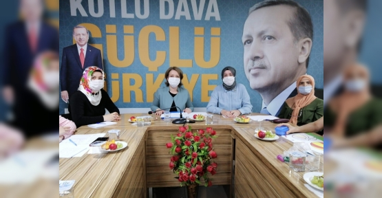 Yasemin Özdemir, Körfez'in  Toplantısına Katıldı