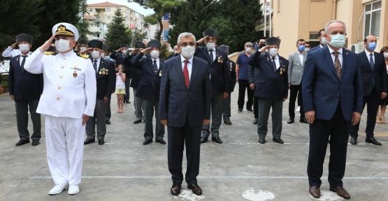 Derince'de Gaziler Günü Törenle Kutlandı
