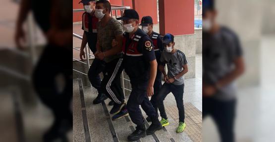 Kablo Çalan 4 Kişiden 2'si Tutuklandı!