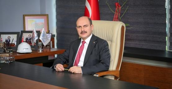 KTO Başkanı Recep Öztürk'ün Ahilik Haftası Mesajı