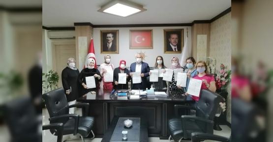 AK Parti Körfez'de  Bin 500 Yeni Üye