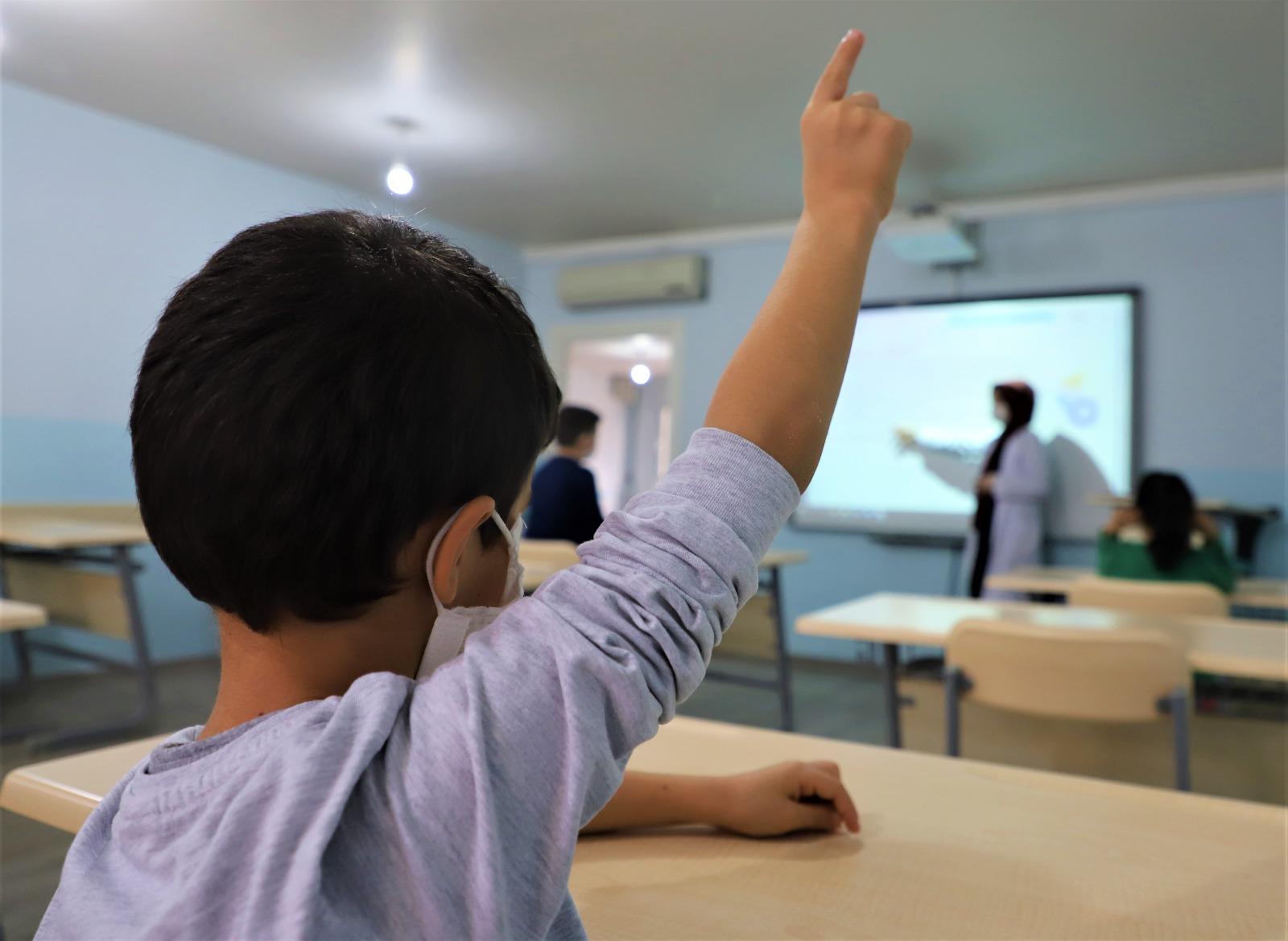 Bilgievleri'nde Yüz Yüze Eğitim Heyecanı
