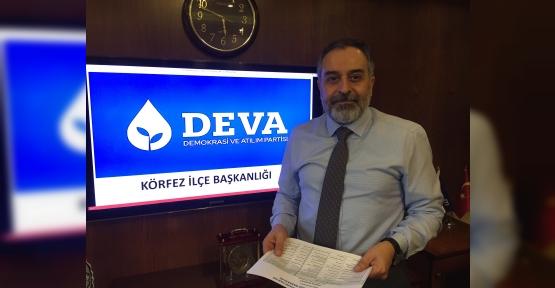"""Bozkurt: """"Z Kuşağı Türkiye'ye  DEVA İle Sahip Çıkıyor"""""""
