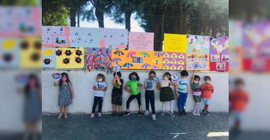 Körfezim Eğitim Kurumları'nda 4 Ekim Hayvanları Koruma Günü Etkinlikleri Yapıldı