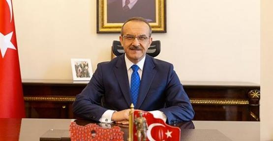 """Vali Yavuz: """"Muhtarlarımızın Muhtarlar Günü'nü Kutluyorum"""""""