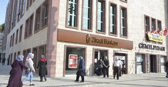 Ziraat Bankası Yeni Yerinde