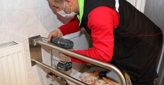 Büyükşehir'den Yaşlılar İçin 'Erişilebilirlik' Projesi