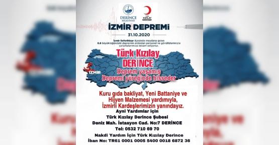 Derince İzmir İçin Tek Yürek