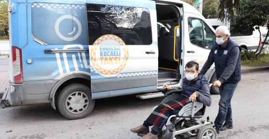 E-KPSS İçin Büyükşehir'den Özel Ulaşım Desteği