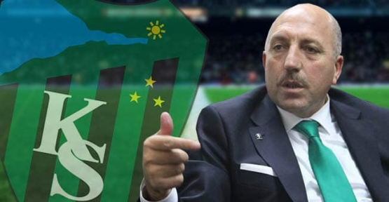 KOCAELİSPORDA BAŞKAN ENGİN KOYUN.!