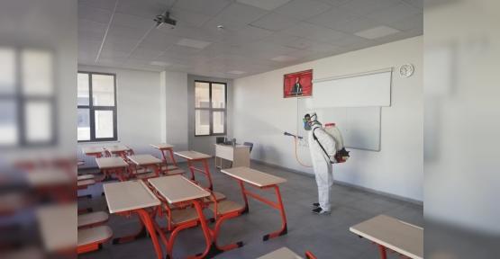 Körfez'de Okullar Sınava Hazırlanıyor