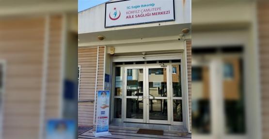 Körfez'de Sağlık Ocakları'na Dezenfektan Ünitesi