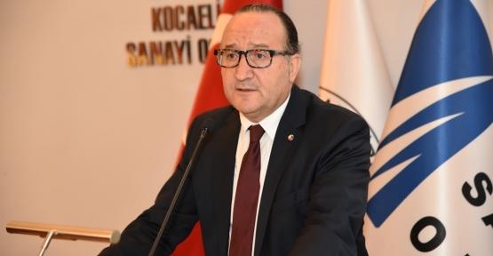 KSO Başkanı Zeytinoğlu eylül ayı sanayi üretimini değerlendirdi