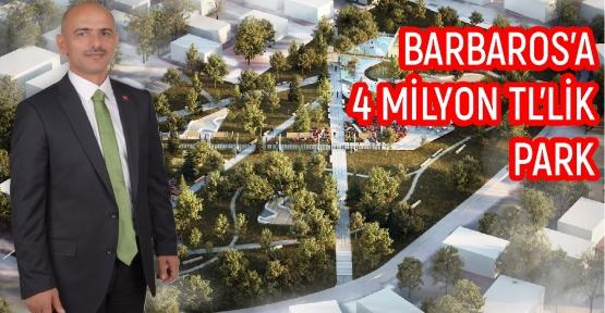 Cevher Dudayev Parkı İçin İhale Gerçekleştirildi