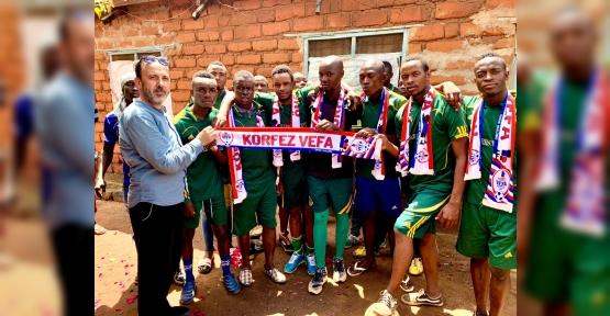 Afrikalı Kulüp, Körfezli  Kulüple Kardeş Oldu