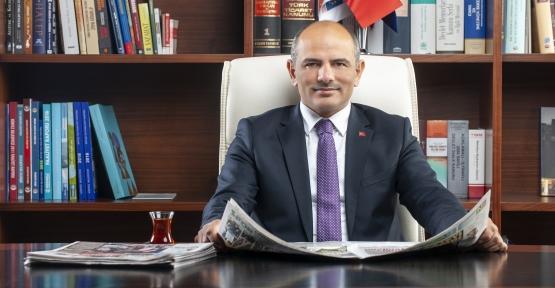 """Başkan Söğüt: """"Kocaeli Basınının 'Onur' Günü Kutlu Olsun"""""""