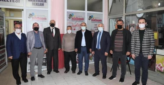 Cumhur İttifakı Gazeteciler  Gününü Kutladı
