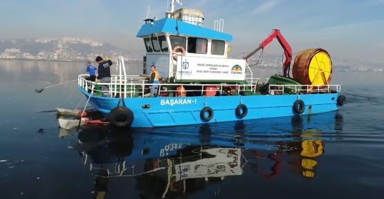 Deniz Ve Kıyı Temizliği 2020'de de Sürdü