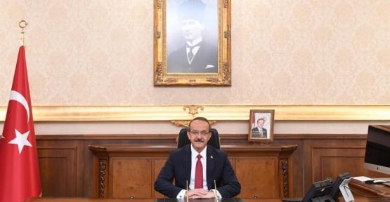 """Vali Yavuz: """"Basınımızın Basın Onur Günü'nü Kutluyorum"""""""