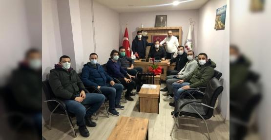 """Atakan Yavuz : """"En Büyük Gücümüz Gençler"""""""