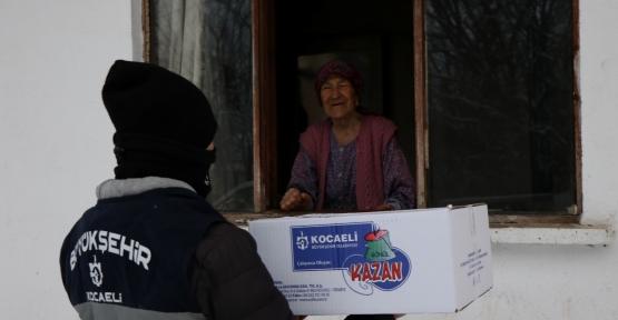 Hava Soğuk, Gönül Kazanla Ulaşılan Sofralar Sıcak
